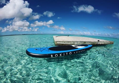 Development of Bokito boards by Dushi Blue Bonaire